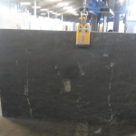 BLACK SLATE HONED