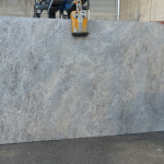 SILVER TRAVERTINE HONED