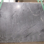 GREY SOAPSTONE HONED