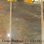 CREMA BORDEAUX LOT #1012-IG 3CM GRANITE