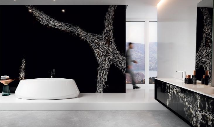 ICE BLACK, BATHROOM